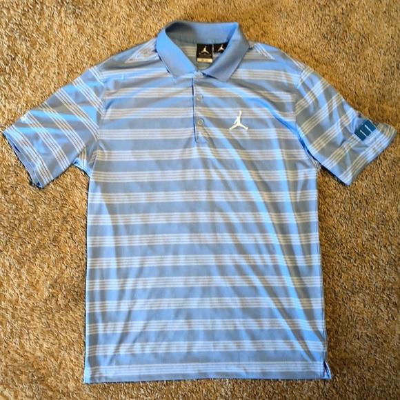 baa10192757 Jordan Shirts | Nike Drifit Golf Polo | Poshmark